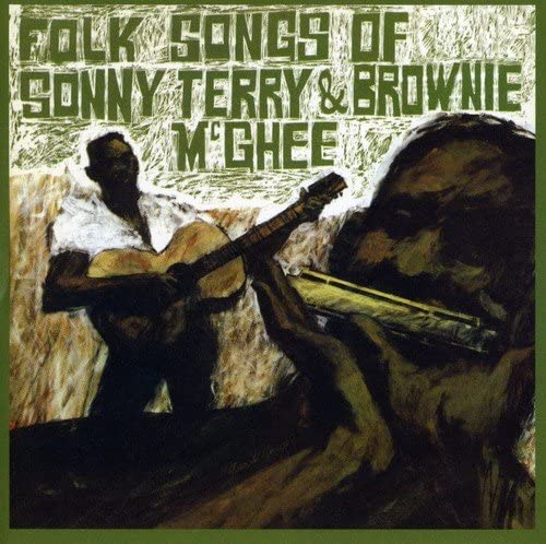 Sonny Terry & Brownie McGhee - Folk Songs of - CD