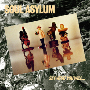 Soul Asylum - Say What You Will... - CD