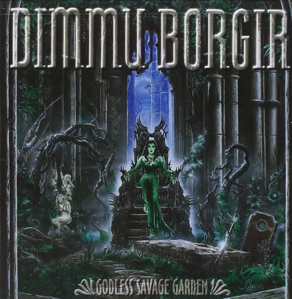 Dimmu Borgir - Godless Savage Garden - CD