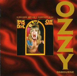 Ozzy Osbourne - Speak Of The Devil - CD
