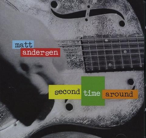 Matt Andersen - Second Time Around
