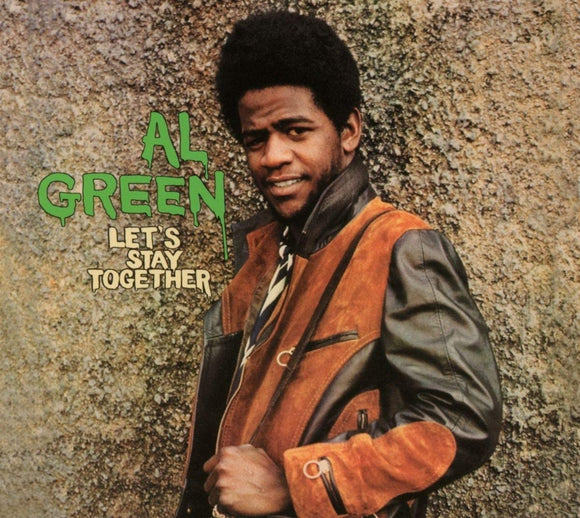 Al Green - Let's Stay Together - CD