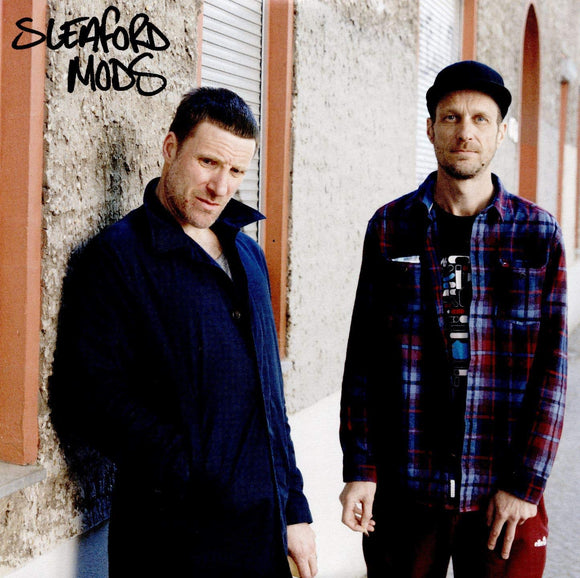 Sleaford Mods - s/t - EP - CD