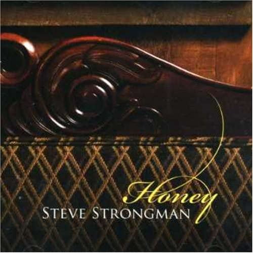 Steve Strongman - Honey - CD