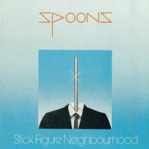 Spoons - Stick Figure Neighborhood - CD