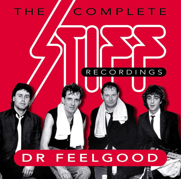 Dr. Feelgood - The Complete Stiff Records Recordings - 2CD