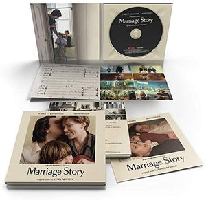 Randy Newman - Marriage Story OST - CD