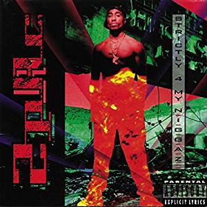 2 Pac - 2Strictly For My N.I.G.G.A.Z. - 2LP
