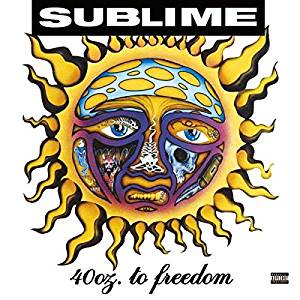 Sublime - 40 oz To Freedom 2LP