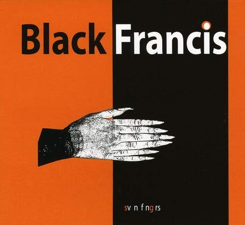Black Francis - Svnfngrs - CD