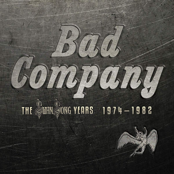 Bad Company - The Swan Song Years 1974-1982 - 6CD