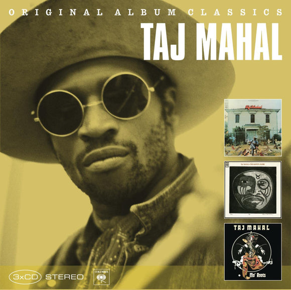 Taj Mahal - Original Album Classics - 3CD