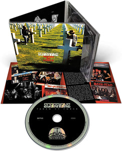 Scorpions - Taken By Force Dlx - CD