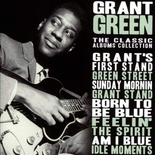 Grant Green - The Classic Albums Collection - 4CD