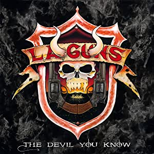L.A. Guns - The Devil You Know - CD