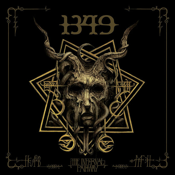 1349 - The Infernal Pathway - CD