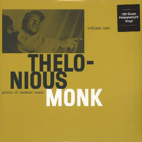 Thelonious Monk - Genius of Modern Music Vol. 1 - LP