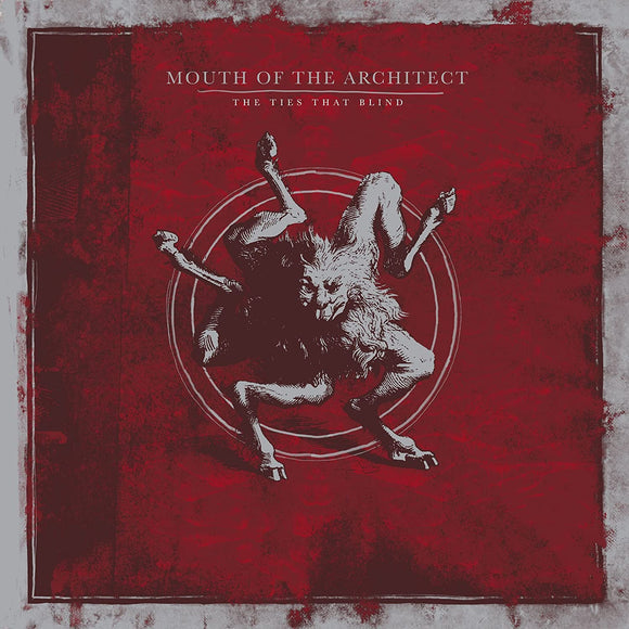 Mouth Of The Architect - The Ties That Bind - CD