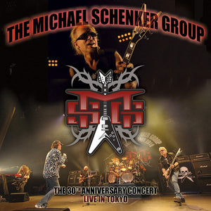 Michael Schenker Group - 30th Anniversary Concert Live In Tokyo - 2CD