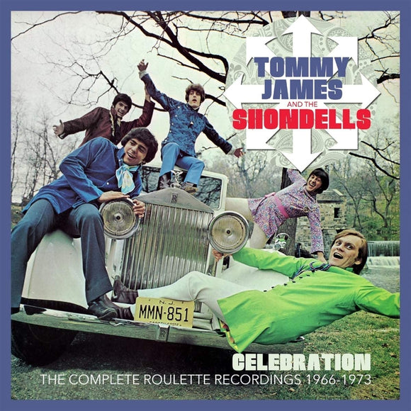 Tommy James - Celebration: The Complete Roulette Recordings 1966-1973 - 6CD