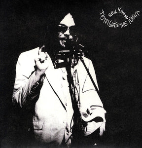Neil Young - Tonight's The Night - LP