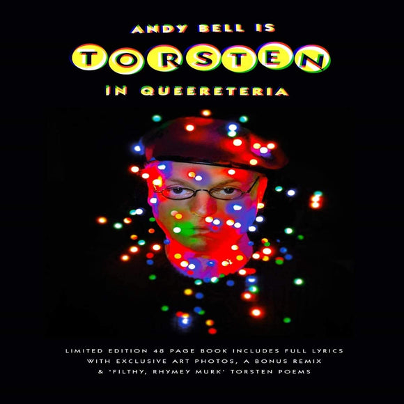 Andy Bell - Torsten In Queereteria Deluxe - Cd/Book