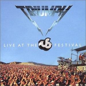 Triumph - Live At The US Festival - CD