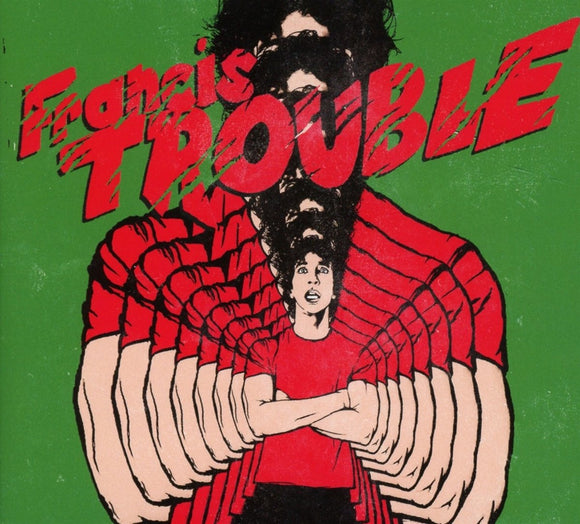 Albert Hammond Jr. - Francis Trouble - CD