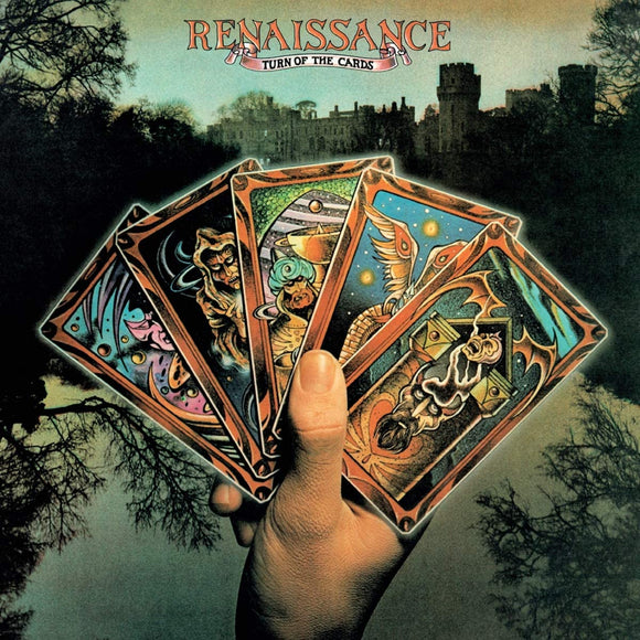 Renaissance - Turn Of The Cards - 3CD/DVD