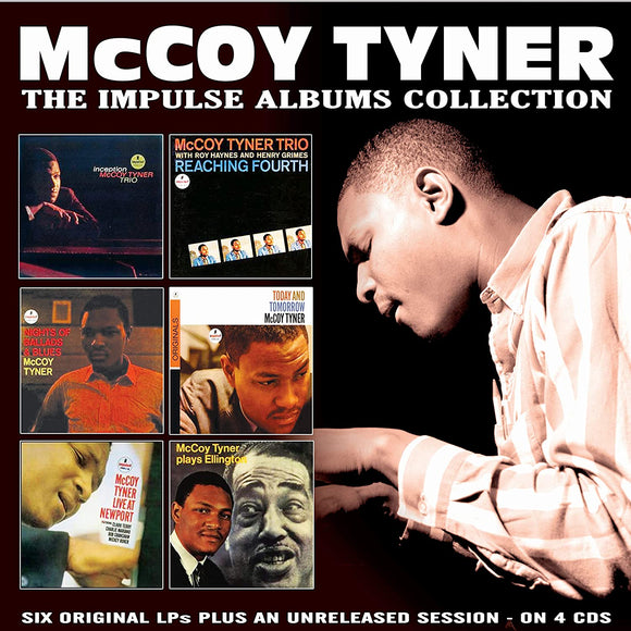 McCoy Tyner -  The Impulse Albums Collection - 4CD