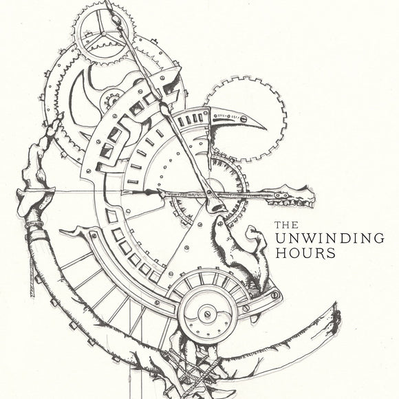 The Unwinding Hours - S/T - CD