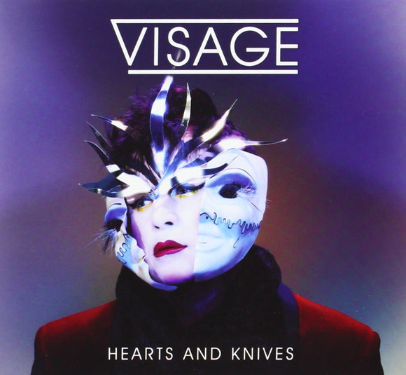 Visage- Hearts And Knives - CD