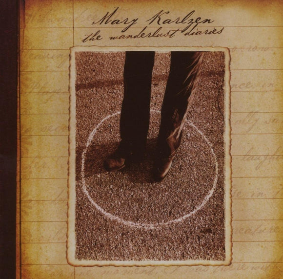 Mary Karlzen - Wanderlust Diaries - CD