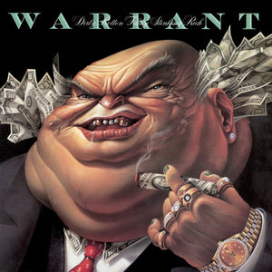 Warrant - Dirty Rotten Filthy Stinking Rich - CD