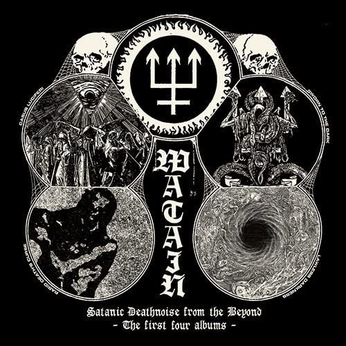 Watain - Satanic Deathnoise From the Beyond - 4CD