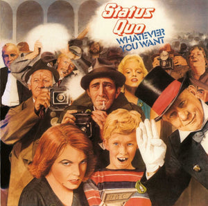 Status Quo - Whatever You Want - 2CD