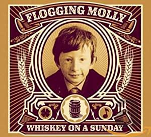 Flogging Molly - Whiskey On A Sunday - CD/DVD