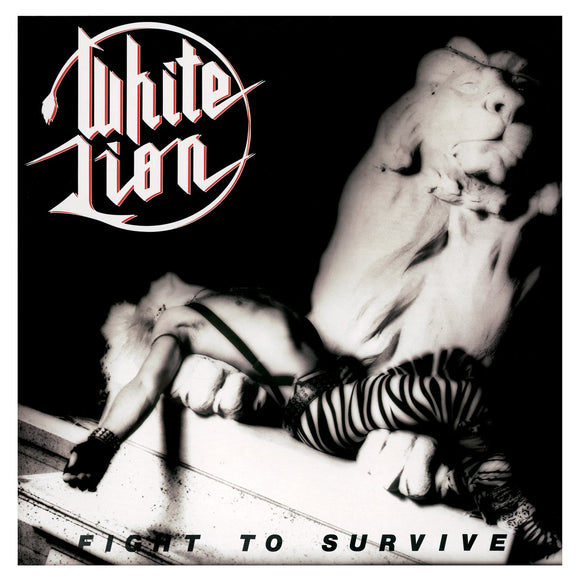 White Lion - Fight To Survive CD