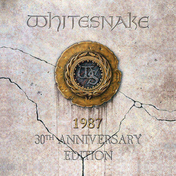 Whitesnake -Whitesnake 30th Anniversary Super Deluxe Edition - 4CD/1DVD