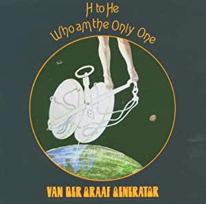 Van Der Graaf Generator -H To He Who Am The Only  (Remastered) CD