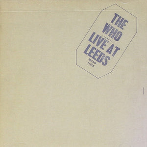The Who -Live At Leeds (Expanded) - CD