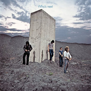 The Who - Who's Next (Remastered)- CD