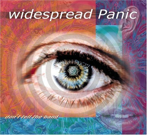 Widespread Panic -Don't Tell The Band 2CD