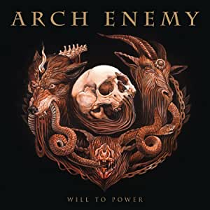 Arch Enemy - Will To Power (Deluxe) - CD