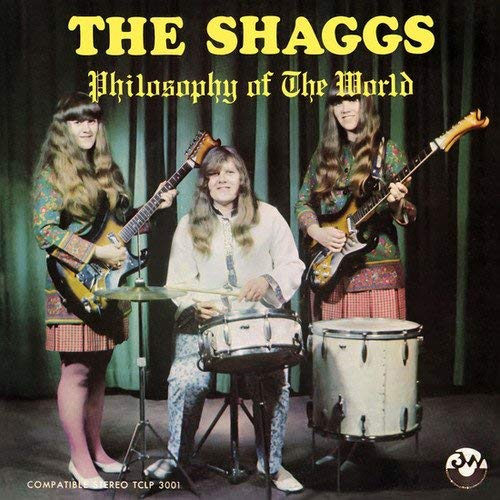 The Shaggs - Philosophy Of The World - CD
