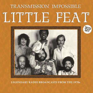 Little Feat - Transmission Impossible - 3CD