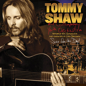 Tommy Shaw - Sing for the Day - CD