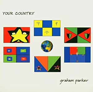 Graham Parker - Your Country - CD