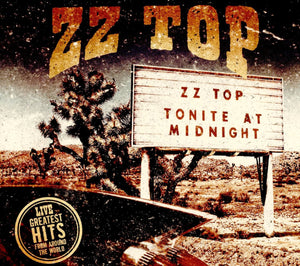 ZZ Top - Live Greatest Hits From Around The World CD