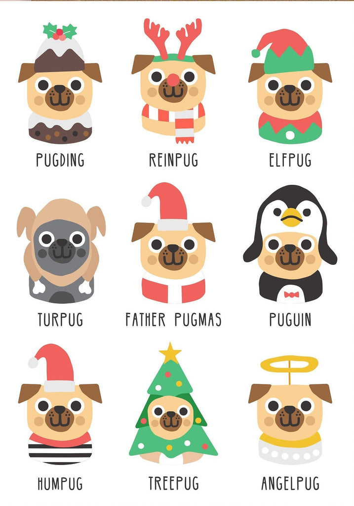 Dog's Christmas Wishlist